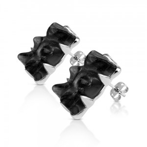 Earring-Black